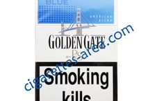 GOLDEN GATE cigarettes / GOLDEN GATE brand cigarettes