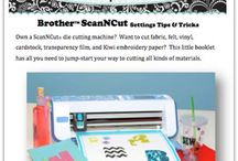 Brother Scan n Cut ideas / by Heather Madrid