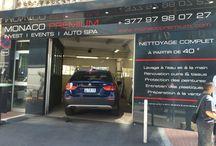 Premium car wash Monaco Monte carlo
