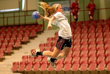 sport / handball / by Anna Medlinska