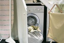 Laundry organisation / by Anne Husevåg