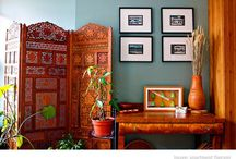 Indian Decor Look