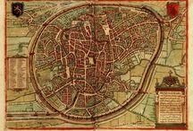 Mapas y planos de ciudades