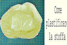 plastificare tessuti