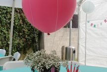 Party Theme: Hot Air Balloon / by Melissa Gross.