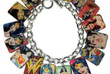Wonder Woman Jewelry / by Marjorie Biffle
