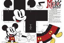 Disney Diy und Printables