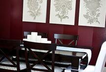 Dining room reno