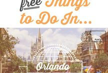 Travel: Orlando / by Lauren Murray