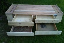 Pallet wood furniture god board to look at for certain desings
