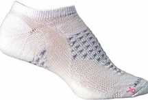 Sport Socks / The feet of an athlete take a beating every time he or she is training or participating in a sporting event. When your feet aren't protected with the right pair of socks, you won't be able to perform your best. Performance socks are made differently, depending the sport it is intended for. Wearing the right type of socks will help you perform better and improve your endurance. Make sure to look for a pair that offers maximum protection and support.