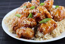 Dinner - Chinese / by Teresa Sigler-Collingwood