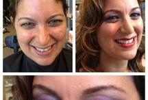 Make up artist, Nail Technician, and Eyebrow artist Jayme Pappas