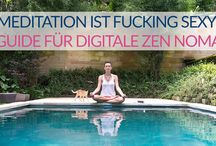 Meditation / Anleitungen, Tipps, Wirkung, Impulse