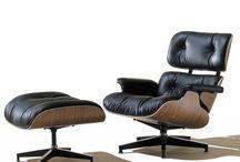 Stoelen-Lounge stoel