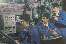 Soviet submarine uniforms and collectibles / My soviet submarine collectibles and favourite crews testimonies