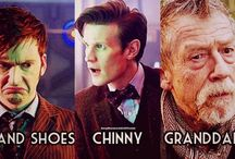 Doctor Who / Doctor who related memes