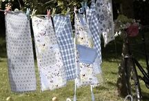 wash day / the simple joys of days gone by. the beauty of clothes flapping in the breeze and the sweet scent of crawling into bed under line dried sheets. i love hanging clothes on the line to dry.