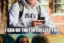college / by Haley Hanna