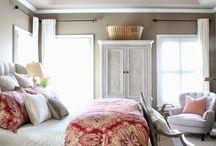 beech bedroom