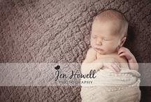 Newborn photography ideas / by Heidi Terbrack