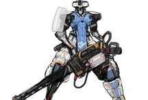 Mechanics > Robots