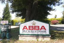 Concord Storage / Abba Self & RV Storage is a locally owned and operated self storage business in Concord, CA with easy access to Highways 680/4 and 242.
