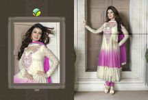 Anarkali Suits / Unstitched Dress material / Anarkali Suits with Dupatta