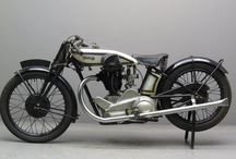 Motorcycles / Two wheeled machines