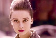 Audrey, l'élégance faite femme ....