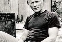 Anton Corbijn - Ed Harris / Dutch Photographer