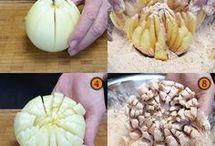 Cebolla crisantemos