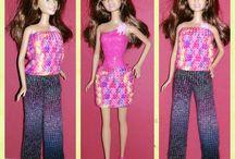 B816 Barbie/Puppen/Dolls/Verschiedene Blogs