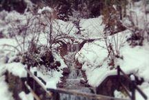 Inverno ad Ardesio / Scopri il panorama mozzafiato tra natura e benessere ad Ardesio e Valcanale.