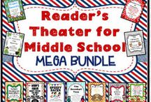 Middle School Language Arts / by Lori Kelling