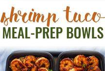 Prepare meal