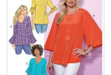 Sewing patterns - Tops