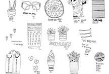 draw / by Kim Clendenin