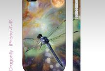 Eco Heart Oracle - Phone Cases / The EcoHeartDesign Esty shop is now open! The artwork from the Eco Heart Oracle is now available as phone covers for iPhone 4/4S, 5/5S and Samsung Galaxy S3/4 and 5. Contact me for other phone covers.