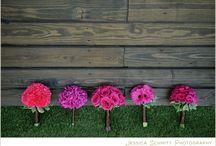 Wedding Color: Pink / Pink inspired weddings