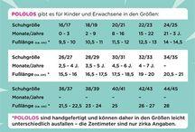 Söckchen und Gr.Tabelle