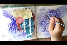 Mixed Media  / by Alyson MacDonald ~ Stampin' Up! Demonstrator