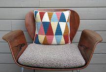 Kleuren in combinatie met patroon