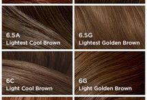 Easy hair color