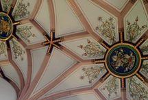 Interior Architecture / Art inside interiors, Architecture, Churches, embellishments, design, art, gold