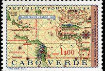 Cape Verde - Cabo  Verde Stamps