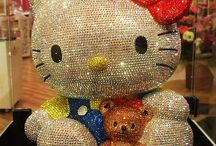 Hello Kitty Love! / by Courtney Payton