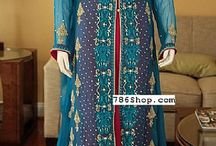 Party Dresses | Pakistani Indian / We have large collection of Pakistani Indian Party dresses. Our Party Clothing is custom made so that you can have a dress of your choice any occasion.