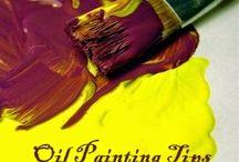 Olieverfschilderij Tips