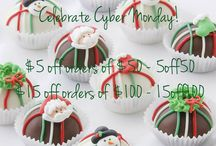 Cake Ball Sales and Promotions! / Follow this board to keep up to date on great deals from Cake Bites!